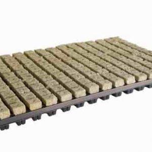 """Grodan 1/2"""" Starter Cube Tray of 150"""