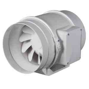 100mm Vents TT Mixed Flow Inline Fan