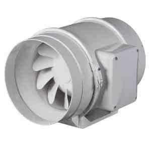 150mm Vents TT Mixed Flow Inline Fan