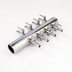 8 Way Steel Manifold