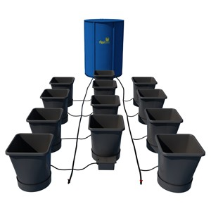 Auto Pot XL 12 Pot System with 250L Reservoir