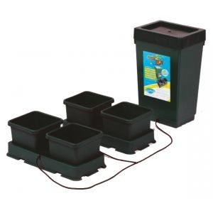 Easy2Grow 4 Pot System with 47L Reservoir