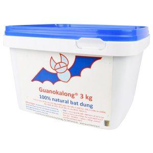 Guankalong Bat Guano 3kg