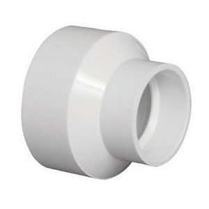 Plastic 125-100mm Reducer