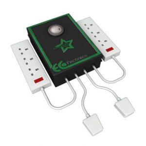 PowerStar PRO 6-Way 6kW Contactor