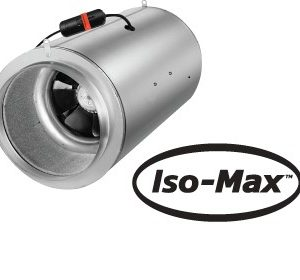 IsoMax 200mm with Speed Controller