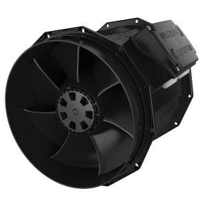 vector ec fan